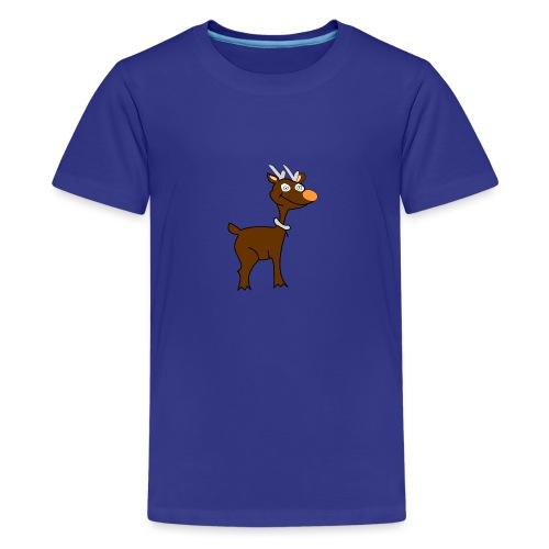 venado - Camiseta premium adolescente
