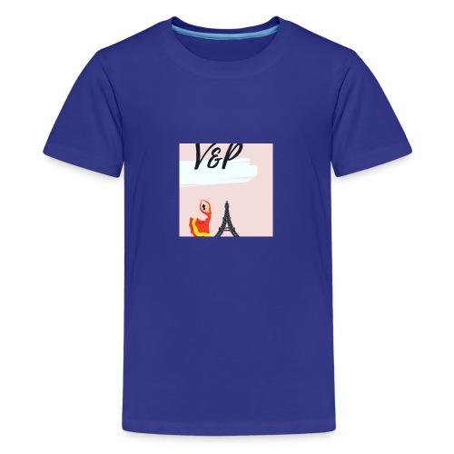 5093CF6A 6ED5 4C11 9553 75CE5F6F2F40 1 - Camiseta premium adolescente