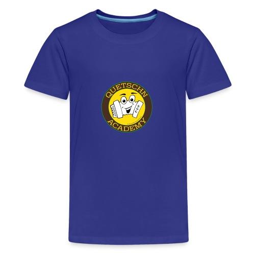 Quetschn Academy - Teenager Premium T-Shirt