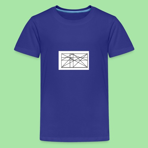Doublure - T-shirt Premium Ado