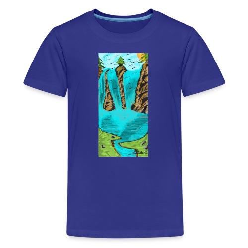 Screenshot 20180930 121547 Samsung Notes - Teenager Premium T-Shirt