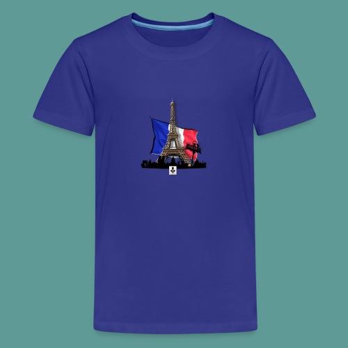 Tee shirt marque mutagene PARIS - T-shirt Premium Ado