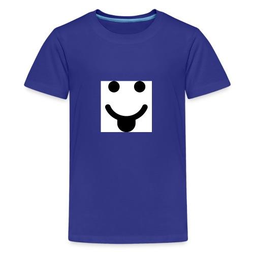 smlydesign jpg - Teenager Premium T-shirt
