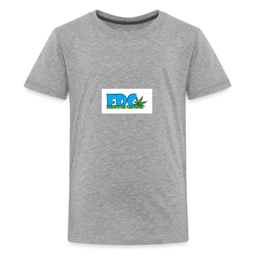 Logo_Fabini_camisetas-jpg - Camiseta premium adolescente