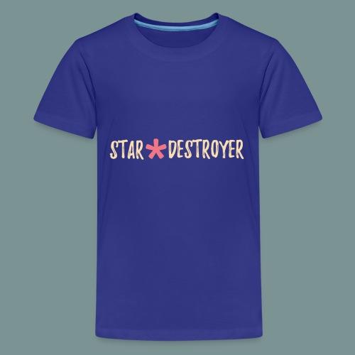 Star Destroyer - Teenager Premium T-shirt