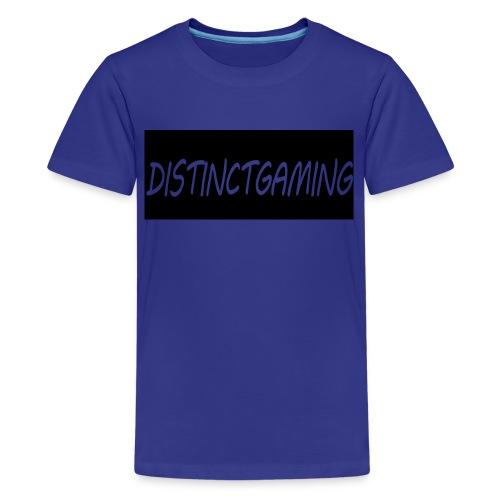 Distinct Gaming - Merch - Teenage Premium T-Shirt