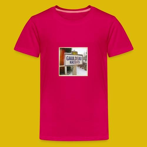 Gogoldorak - T-shirt Premium Ado