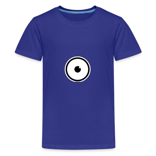 Eye - Camiseta premium adolescente