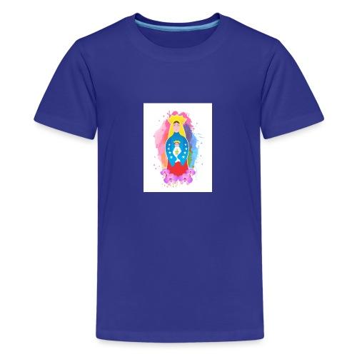 patrona de Venezuela - Camiseta premium adolescente