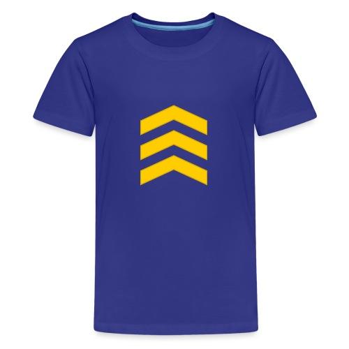 Kersantti - Teinien premium t-paita