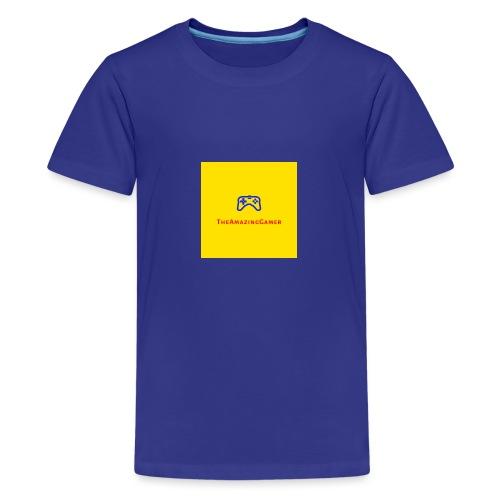 TheAmazingGamer/TAG - Teenage Premium T-Shirt