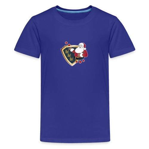 Weihnachtsmann Santa Christmas Nikolaus xmas - Teenage Premium T-Shirt