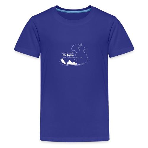 mk st. anton 3 - Teenager Premium T-Shirt