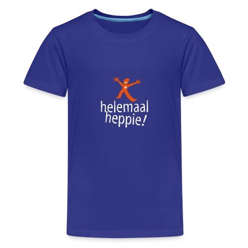 Helemaal Heppie OW - Teenager Premium T-shirt