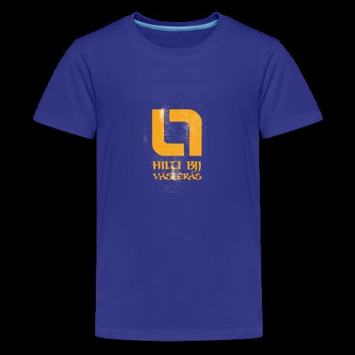 Vintage - Premium-T-shirt tonåring