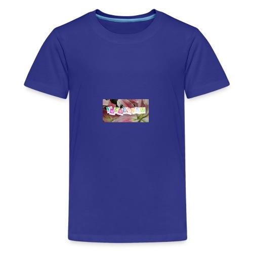Dank dir - Teenager Premium T-Shirt