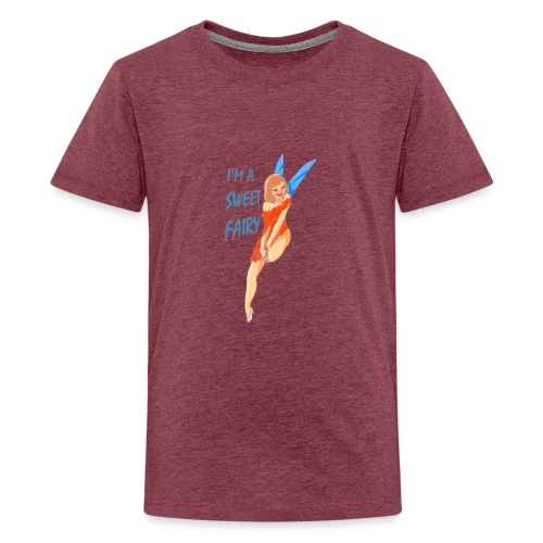 Sweet Fairy - Maglietta Premium per ragazzi