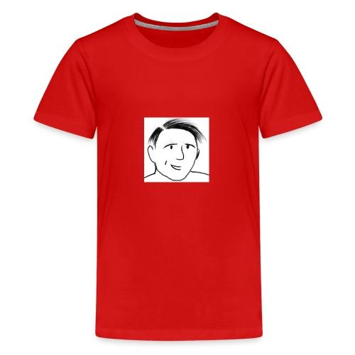 Prof Pon - Maglietta Premium per ragazzi