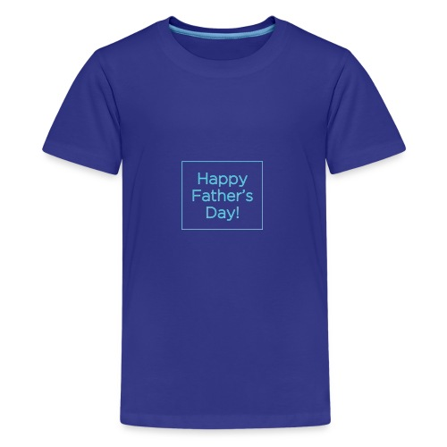 Vatertag - Teenager Premium T-Shirt