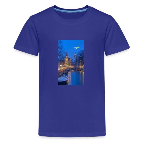 Youness - T-shirt Premium Ado