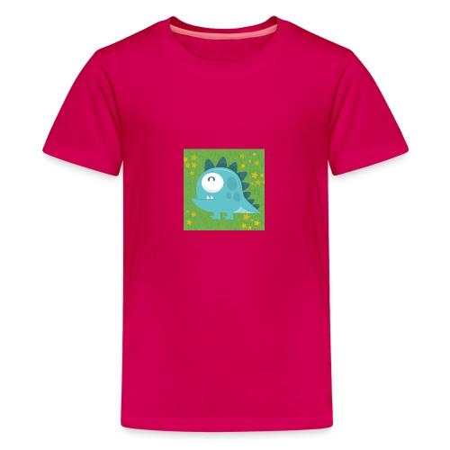 Dino - Teenager Premium T-Shirt