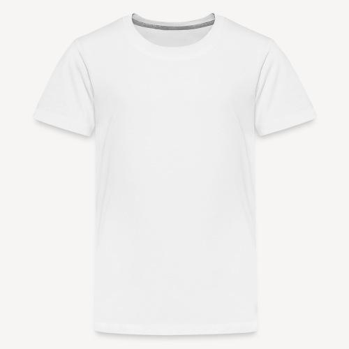 PROTONS HAVE MASS. PROTONS ARE CATHOLIC. - Teenage Premium T-Shirt