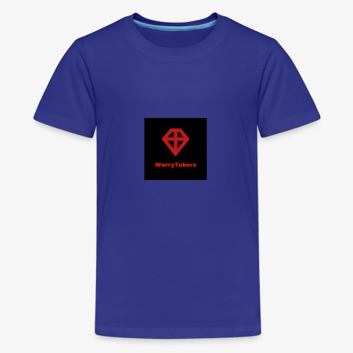 warrytubers merch - Teenager Premium T-shirt