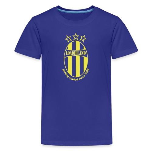 logo 2 2 - Teenager Premium T-Shirt