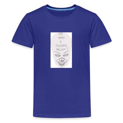 clown-1-jpg - Maglietta Premium per ragazzi
