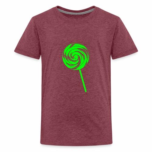 Retro Lolly - Teenager Premium T-Shirt