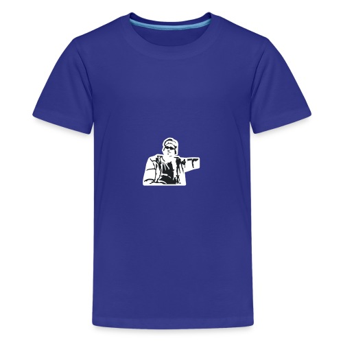 Nikko - Premium T-skjorte for tenåringer