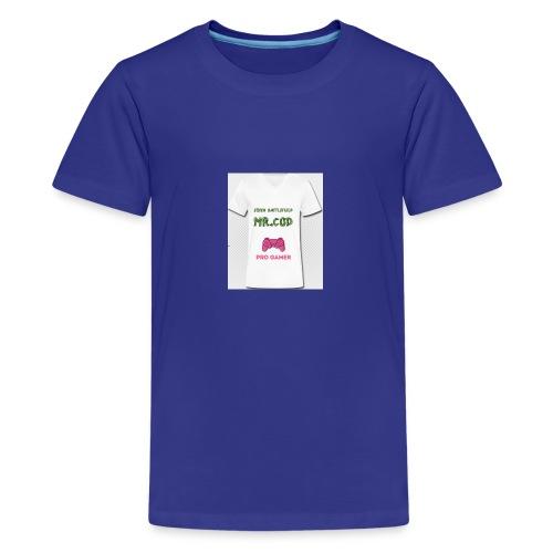 Streaming - Premium T-skjorte for tenåringer