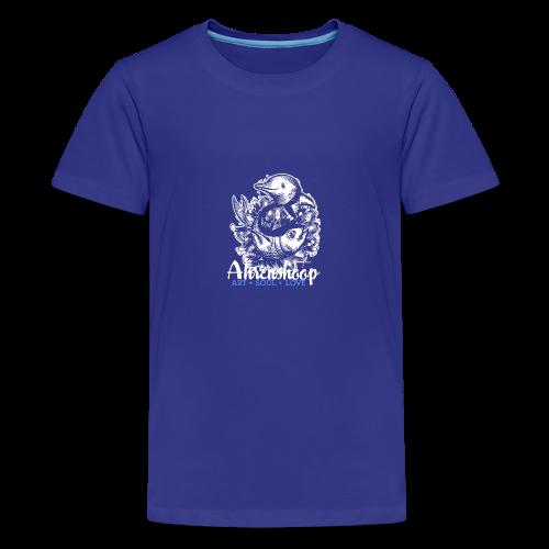 geweihbär Ahrenshoop 2018 - Teenager Premium T-Shirt