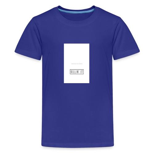 killinit-jpg - Teenager Premium T-shirt