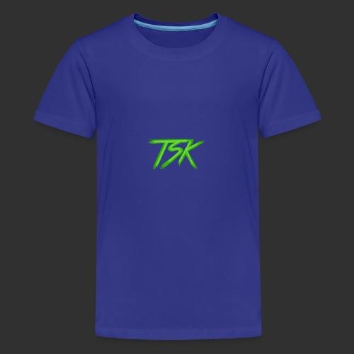 Minimum Design - Teenager premium T-shirt