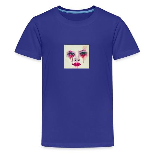4-jpeg - Camiseta premium adolescente