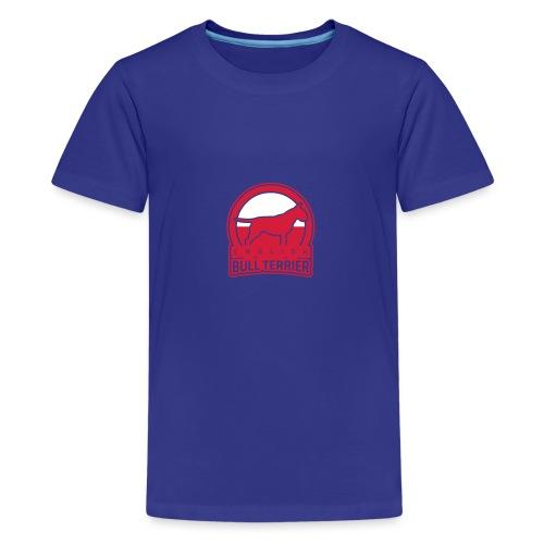 BULL TERRIER Poland POLSKA - Teenager Premium T-Shirt