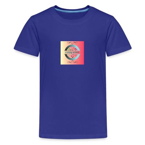 Siete dulces - Camiseta premium adolescente
