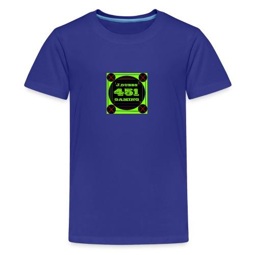 J.dubbs451 yt merchendise - Teenage Premium T-Shirt