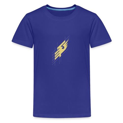 TA3D Logo Shirt - Teenage Premium T-Shirt
