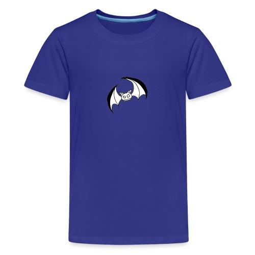 Fledermaus - Teenager Premium T-Shirt