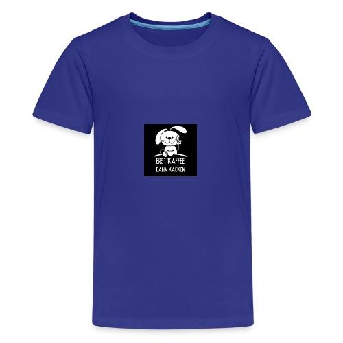 Lustiger Spruch - Teenager Premium T-Shirt