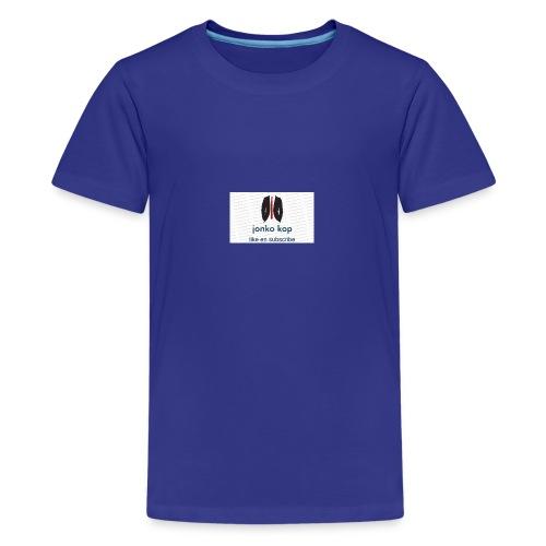 jonko kop - Teenager Premium T-shirt
