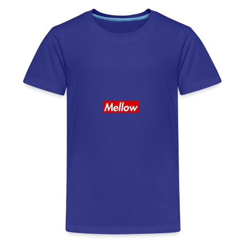 Mellow Red - Teenage Premium T-Shirt