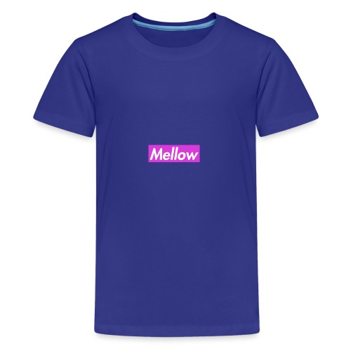 Mellow Purple - Teenage Premium T-Shirt