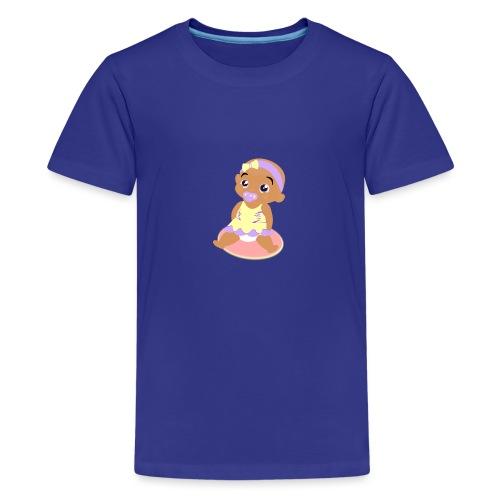 Uggflacz Baby Girl - Teenager Premium T-shirt