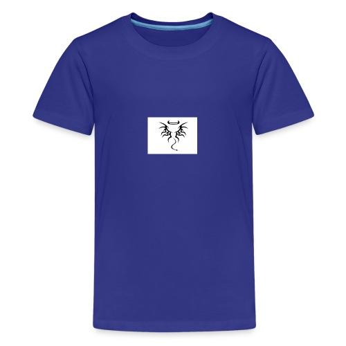 Angel Evil - Camiseta premium adolescente