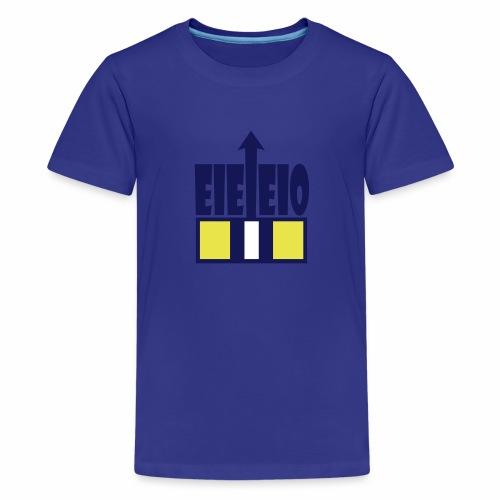 EIEIEIO - Teenage Premium T-Shirt