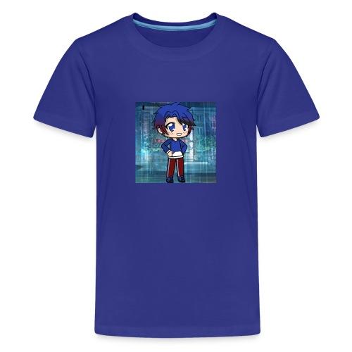 Electro design - Teenage Premium T-Shirt
