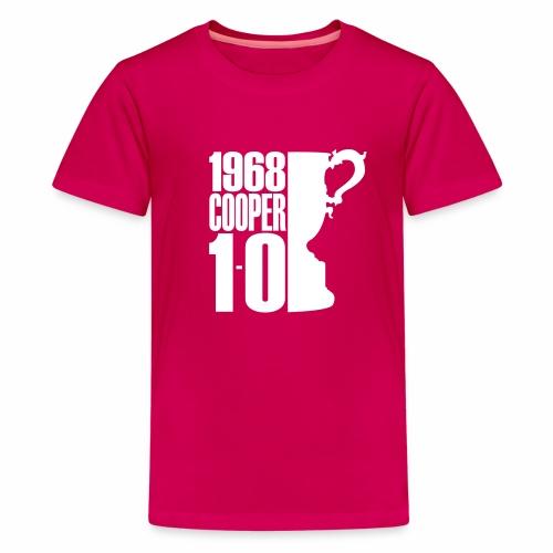 COOPER 1 0 - Teenage Premium T-Shirt